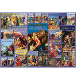 Cobble Hill Vintage Nancy Drew - 1000 Piece Puzzle