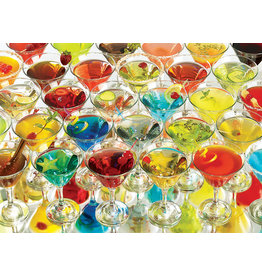 Cobble Hill Martinis - 1000 Piece Puzzle