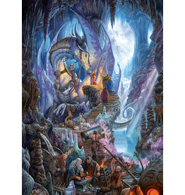 Cobble Hill Dragonforge - 1000 Piece Puzzle