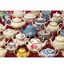 Cobble Hill Teapots - 1000 Piece Puzzle
