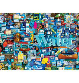 Cobble Hill Water - 1000 Piece Puzzle