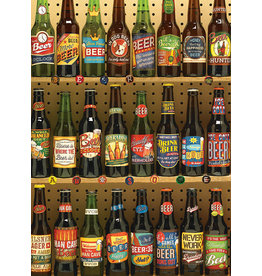 Cobble Hill Beer Collection - 1000 Piece Puzzle