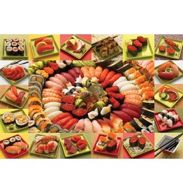 Cobble Hill Plenty of Sushi - 2000 Piece Puzzle