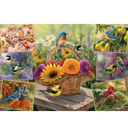 Cobble Hill Rosemary's Birds - 2000 Piece Puzzle