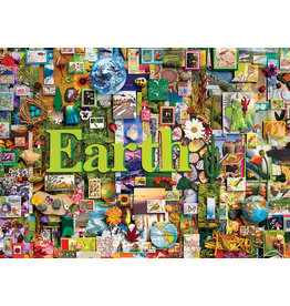 Cobble Hill Earth - 1000 Piece Puzzle