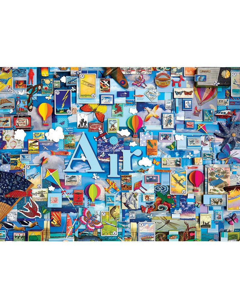 Cobble Hill Air - 1000 Piece Puzzle