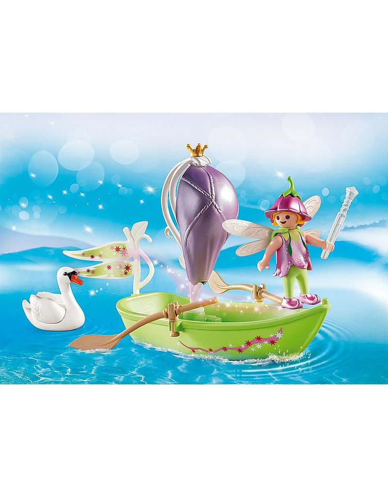Playmobil 9105 - Fairy Boat Carry Case