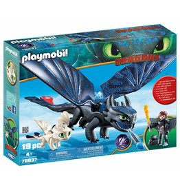 Playmobil 70037 - Hiccup and Toothless Playset