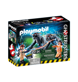 Playmobil 9223 - Venkman and Terror Dogs