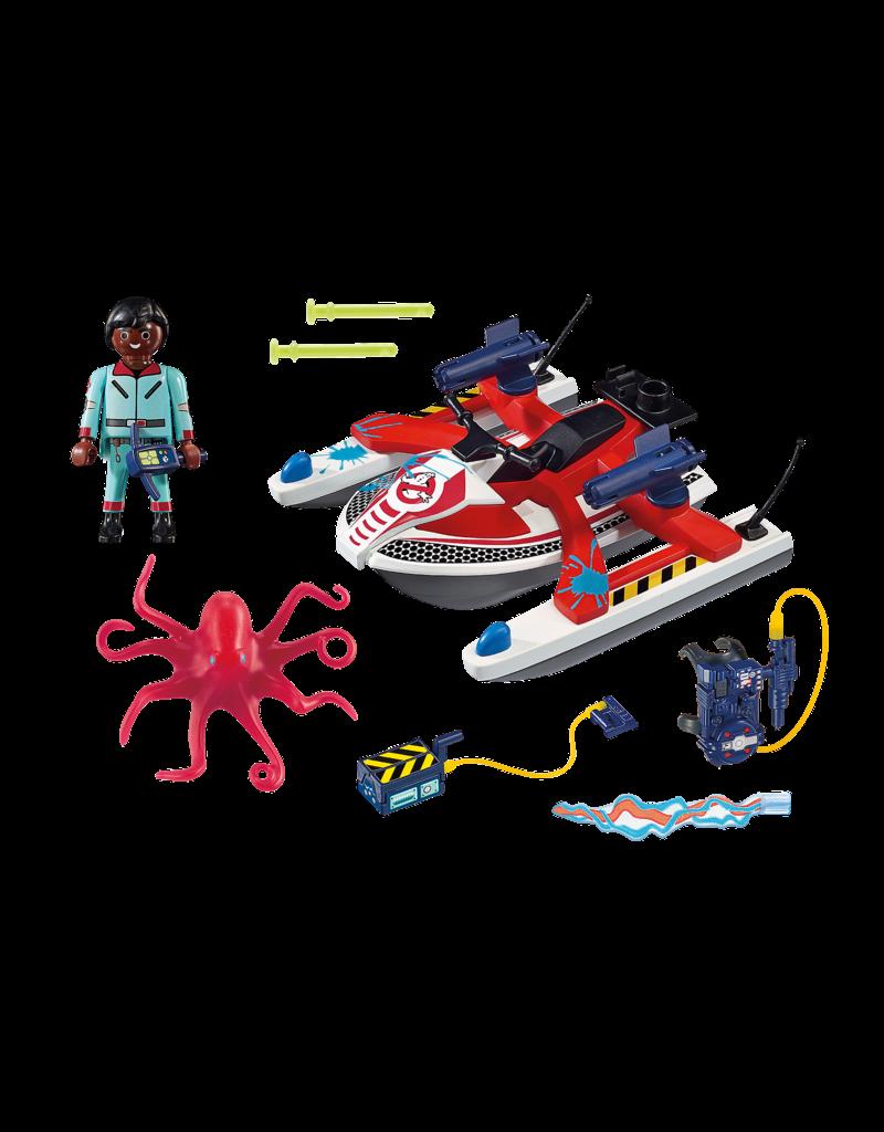 Playmobil 9387 - Zeddemore with Aqua Scooter