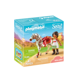 Playmobil 70123 - Vaulting Solana