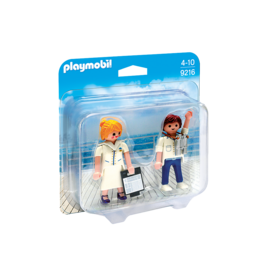 Playmobil 9216 - Cruise Ship Officers