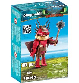 Playmobil 70043 - Snotlout with Flight Suit