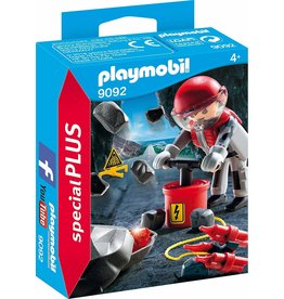 Playmobil 9092 - Rock Blaster with Rubble