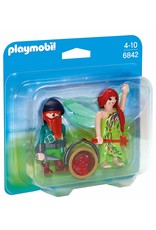Playmobil 6842 - Elf and Dwarf Duo Pack