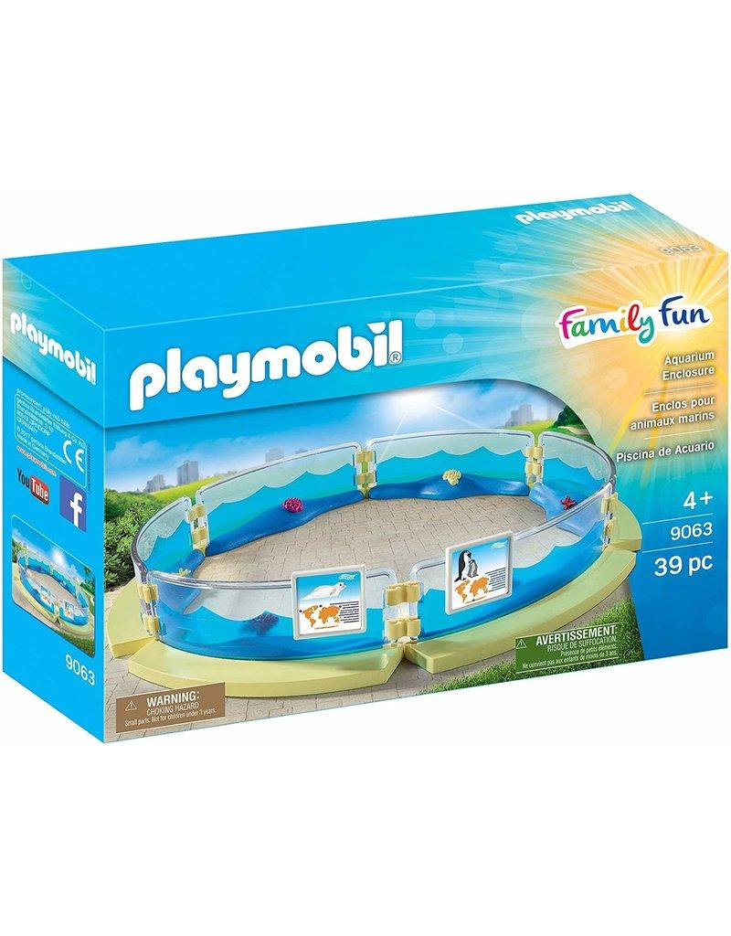 Playmobil 9063 - Aquarium Enclosure
