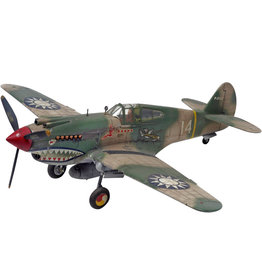 Revell 5209 - 1/48 P-40B Tiger Shark