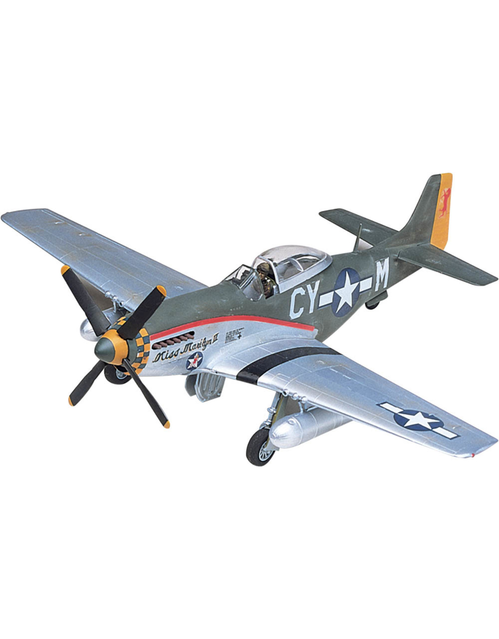 Revell 5241 - 1/48 P-51D Mustang