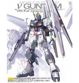 Bandai Nu Gundam Ver. Ka MG