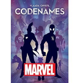 USAopoly Codenames - Marvel Edition