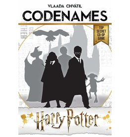 USAopoly Codenames - Harry Potter Edition