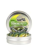 Crazy Aarons Super Oil Slick Thinking Putty - Mini Tin