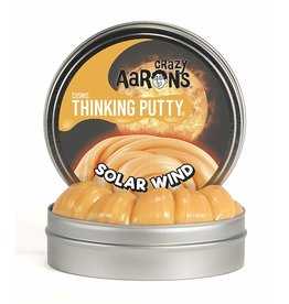 Crazy Aarons 3.2 oz - Solar Wind Thinking Putty