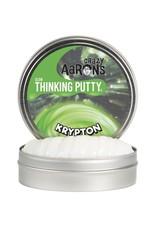 Crazy Aarons 3.2 oz - Krypton Glow Thinking Putty