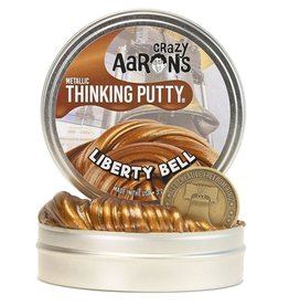 Crazy Aarons 3.2 oz - Liberty Bell Thinking Putty