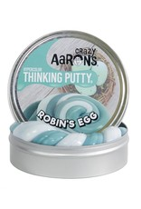 Crazy Aarons 3.2 oz - Robin's Egg Thinking Putty