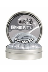 Crazy Aarons 3.2 oz - Quicksilver Thinking Putty