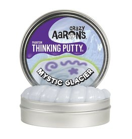 Crazy Aarons 3.2 oz - Mystic Glacier Thinking Putty