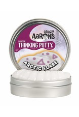 Crazy Aarons 3.2 oz - Arctic Flare Thinking Putty