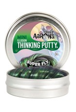 Crazy Aarons Super Fly Thinking Putty - Mini Tin