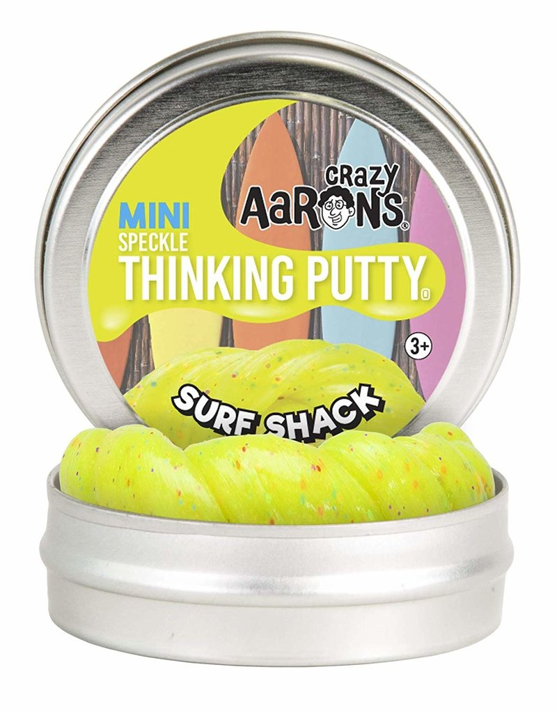 Crazy Aarons Surf Shack Thinking Putty - Mini Tin