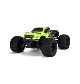Arrma ARAD60GL - 1/10 GRANITE 4x4 Brushed Mega Monster Truck RTR, Green/Black