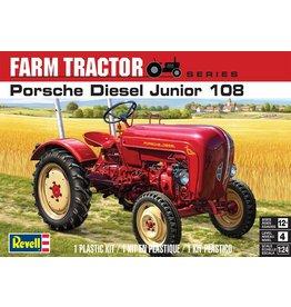 Revell 4485 - 1/24 Porsche Diesel Jr 108 Tractor