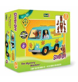 Revell 1994 - 1/20 Scooby Doo Mystery Machine