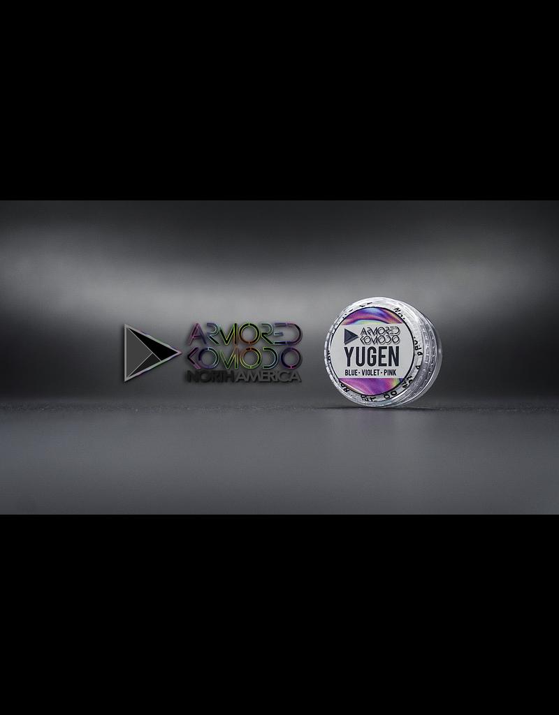 Armored Komodo Ghost Chromaflair: Yugen (Blue-Violet-Pink)