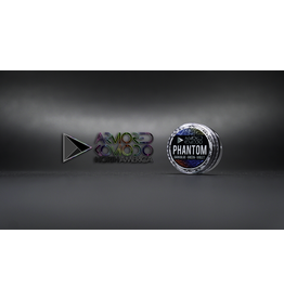 Armored Komodo Multi Chromaflair: Phantom (Dark Blue-Green-Violet)