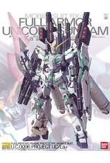 Bandai RX-0 Full Armor Unicorn Gundam Ver.Ka MG