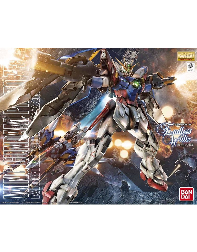 Bandai Wing Gundam Proto Zero (EW) MG