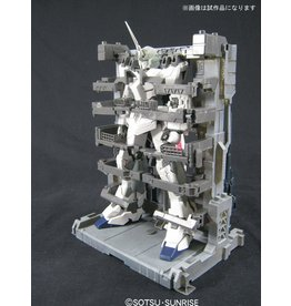 Bandai Unicorn Gundam HD Color + MS Cage MG