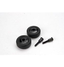 Traxxas 4976 - Wheels and Axles for Wheelie Bar
