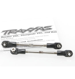 Traxxas 3745 - 59mm Toe Link Turnbuckle (2) (VXL)