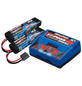 """Traxxas 2991 - EZ-Peak 2S """"Completer Pack"""" Dual MultiChemistry Battery Charger"""