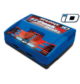 Traxxas 2972 - EZ-Peak Dual Multi-Chemistry Battery Charger w/Auto iD (3S/8A/100W)