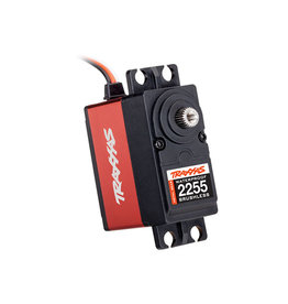 Traxxas 2255 - 400 High Torque Metal Gear Waterproof Brushless Servo (Red)