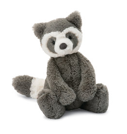 Jellycat Bashful Raccoon - Medium