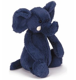Jellycat Bashful Blue Elephant - Medium